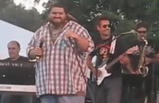 Jorge Garcia and the Band From TV