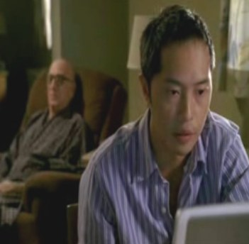 Ken Leung in The Sopranos