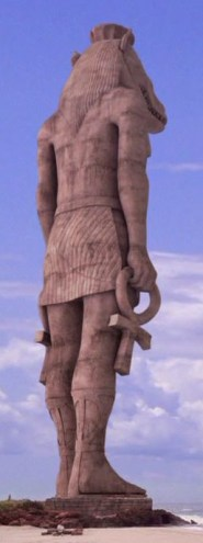 Statue as seen in Season 5 Finale, The Incident