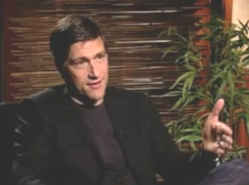 "Matthew Fox in ""Ask Lost"""