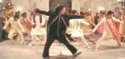 "Naveen Andrews dancing in ""Bride and Prejudice"""