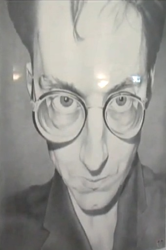 Self-portrait by Michael Emerson