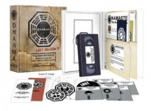 Season 5 Dharma Initiative Orientation Kit