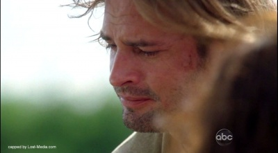 Sawyer remembering Juliet in LOST 6x03 What Kate Does