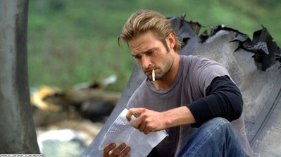 LOST Pilot 1x02 Sawyer