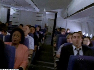 LOST Pilot 1x01 Flight 815 rose jack locke