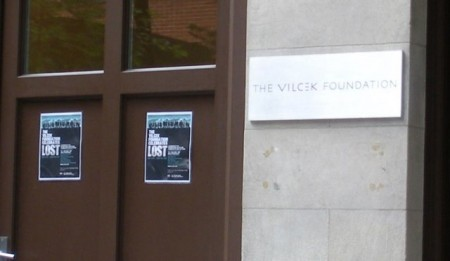 LOST Vilcek exhibit show new york city