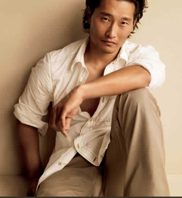 Daniel Dae Kim from photo shoot