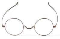 Ben Linus glasses LOST auction