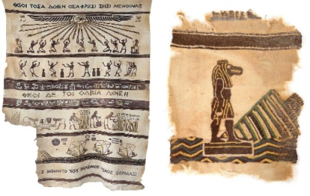 Jacobs tapestry and Taweret fragment LOST auction