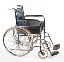 Locke's wheelchair from LOST up for auction