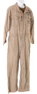 Sawyer LaFleur Dharma jumpsuit LOST auction