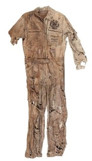 Roger linus corpse dharma jumpsuit and decomposed arm