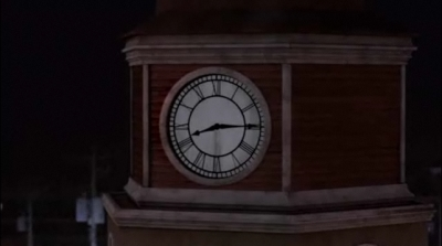 Clock 815 Once Upon a Time Pilot LOST reference