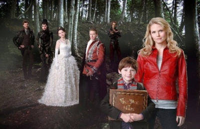 Once Upon a Time promo photo