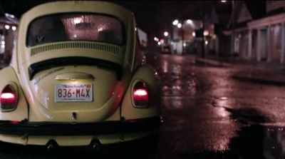 Emma's car Once Upon a Time pilot